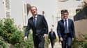 François Hollande et Manuel Valls sont sous pression en cette rentrée politique.