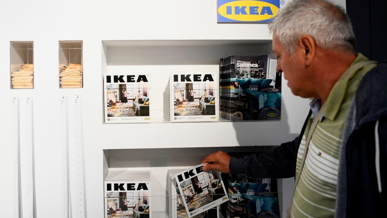 Ikea rouvre son magasin parisien de la Madeleine, avec plus d'articles - BFMTV