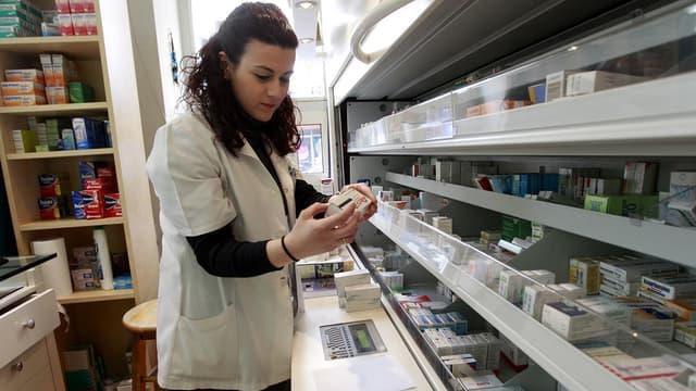 Moins de 40% des Français pensent que les médicaments en ligne seront moins chers.