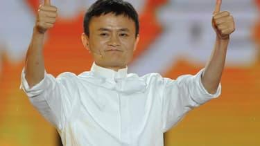 Jack Ma, l'emblématique leader d'Ali Baba