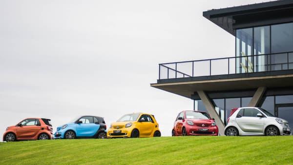 Smart sera un constructeur 100% électrique, et les véhicules seront désormais fabriqués en Chine, non plus à Hambach en France.