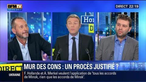 Le Face à Face: Joseph Macé-Scaron vs Jean-Christophe Buisson, dans Hondelatte Direct - 20/02
