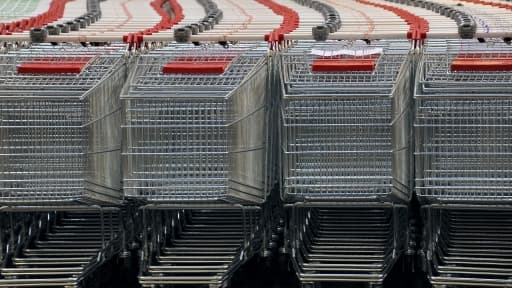 Fini les chariots en métal. Caddie veut séduire les supermarchés avec son nouveau modèle en plastique ergonomique.