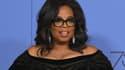 Oprah Winfrey, le 7 janvier 2018, à la cérémonie des Golden Globes.