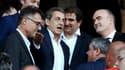 Nicolas Sarkozy à Troyes aux côtés de François Baroin et Christian Jacob
