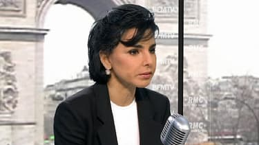 La députée européenne Rachida Dati invitée de BFMTV le 5 avril 2013