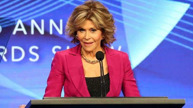 Jane Fonda, le 6 août 2016