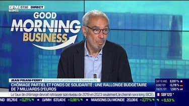 """Jean Pisani-Ferry (Économiste et professeur à Sciences Po): Annuler la dette des entreprises? """"Il faut faire le tri et c'est compliqué. Ce n'est pas nécessairement le métier de l'État mais des banquiers"""""""