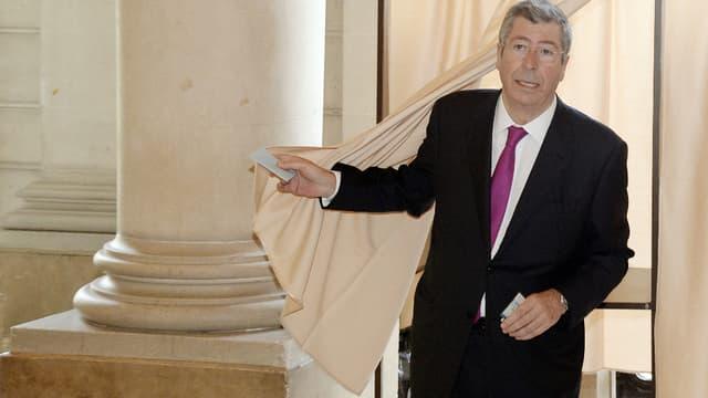 Patrick Balkany, le député-maire UMP de Levallois-Perret