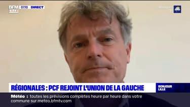 """Élections régionales: Fabien Roussel pensait """"qu'il y avait plus de proximité"""" entre le PCF et LFI"""