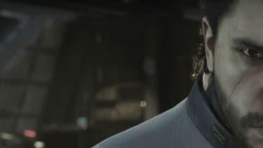 """L'acteur Kit Harington a prêté son visage et sa voix au héros du nouveau jeu """"Call of Duty: Infinite War"""""""