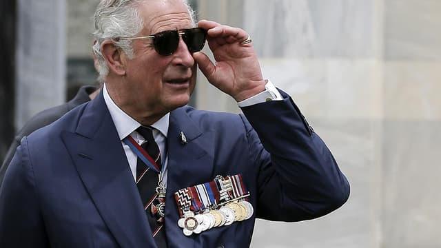 Le prince Charles, le 10 mai 2018 à Athènes, à l'occasion de commémorations.
