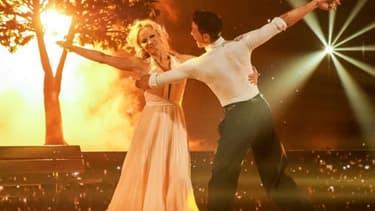 """Pamela Anderson dans """"Danse avec les stars"""""""