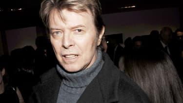 David Bowie - Andrew H. Walker