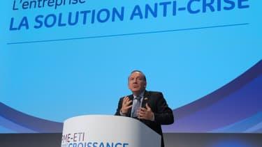 Les Français approuvent en majorité les solutions préconisées par Pierre Gattaz et le Medef.