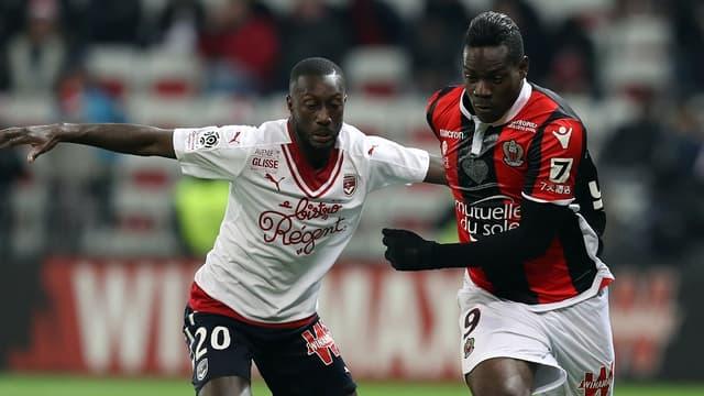 Mario Balotelli devance Youssouf Sabaly