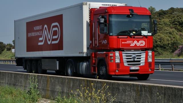 Le transporteur français Norbert Dentressangle rachète l'Américain Jacobson.