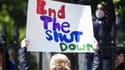 Des manifestants anti-confinement en Virginie