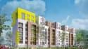 La ville de Nanterre (92) va construire des maisons sur le toit des HLM