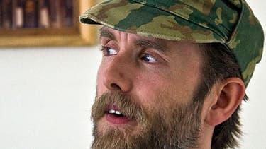 """En 2009, Kristian Vikernes, dit """"Varg"""" a été interpellé ce mardi matin dans sa ferme en Corrèze par la Direction Centrale du Renseignement Intérieur (DCRI)"""