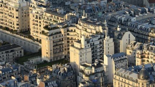 A Paris, les prix sont restés quasi-stables.