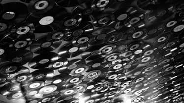 En France, les vinyles ne représentent que 2,3% des ventes de disques physiques