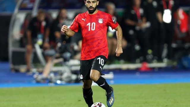 Mo Salah Egypte