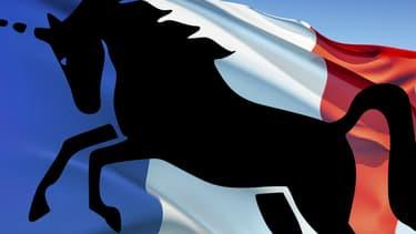 La France compte peu de licornes