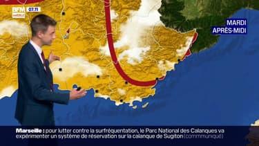 Météo Côte-d'Azur: de belles éclaircies et encore beaucoup de douceur pour ce mardi