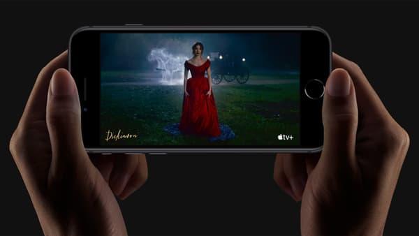L'iPhone SE (2020) d'Apple