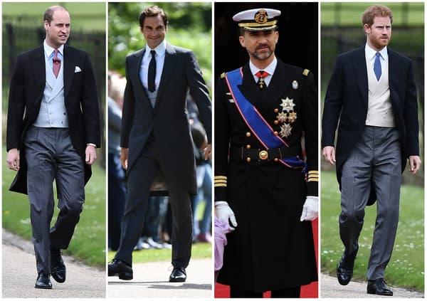 Comment s'habiller à un mariage royal