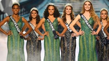 L'élection Miss France 2017 en décembre 2016.