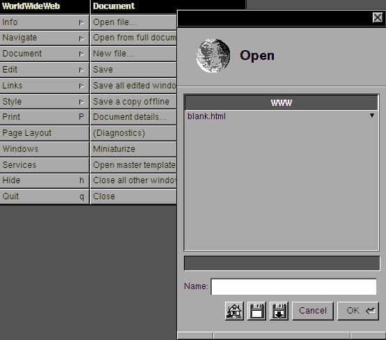 Plusieurs étapes sont nécessaires avant d'accéder à une page Web.