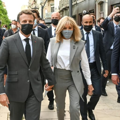 EN DIRECT - Macron giflé: le principal suspect jugé en comparution immédiate jeudi après-midi