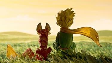 Avec un budget de 60 millions d'euros, 'le Petit prince' est un des 5 films français les plus chers de la décennie