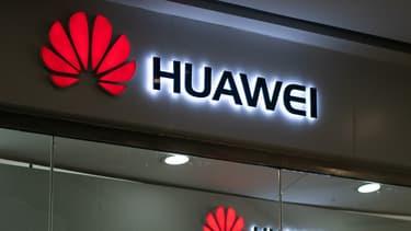 Le géant chinois souffre du conflit technologique entre les Etats-Unis et la Chine.