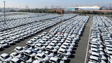 Les ventes de Volkswagen ont diminué de 5,3% en octobre.