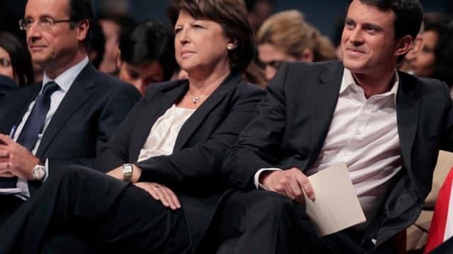 Martine Aubry sera absente de la fête de la rose dimanche