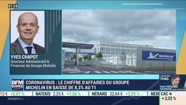 Malgré des résultats en baisse, Michelin assure qu'il peut résister à la crise