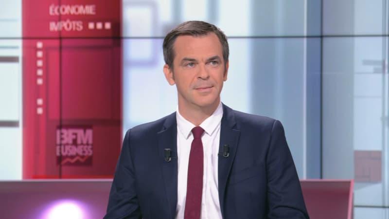Olivier Véran note une forte amélioration de la situation sanitaire en France