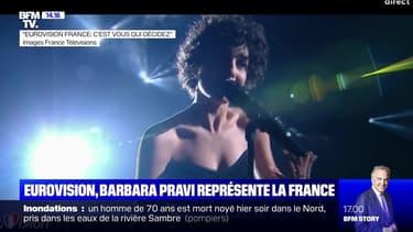 Barbara Pravi, la candidate française à l'Eurovision - 01/02