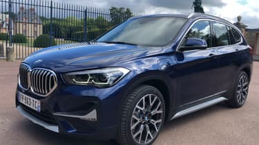 Le BMW X1 hybride rechargeable
