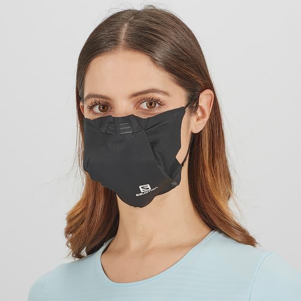 Le masque de sport de Salomon
