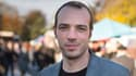 Mathieu Theurier, candidat EELV-Front de gauche aux municipales à Rennes.