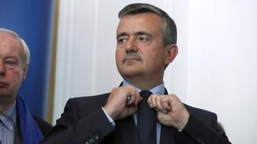 Le vice-président de l'UDI Yves Jégo soutient Bruno Le Maire