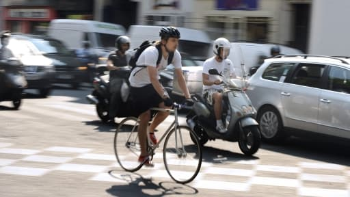 Une vingtaine d'entreprises expérimentent le remboursement kilométrique des trajets effectués à vélo.