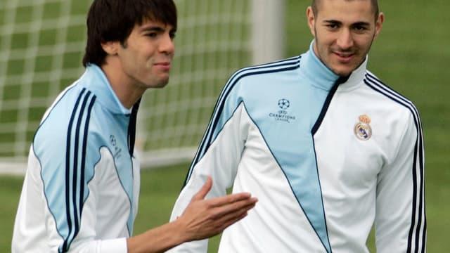 Benzema et Kaka sur le départ ?