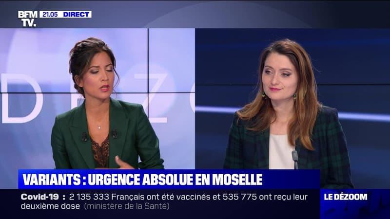 Variants: Urgence absolue en Moselle - 11/02