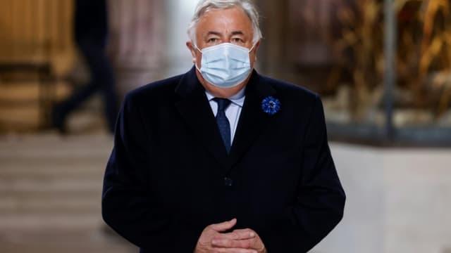 Gérard Larcher au Panthéon le 11 novembre 2020 (photo d'illustration)