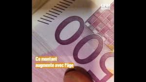 30 euros par mois : c'est le montant moyen de l'argent de poche que reçoivent les 10-18 ans